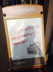Copperfields
